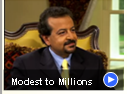 Modest to Millions TV Interview Video